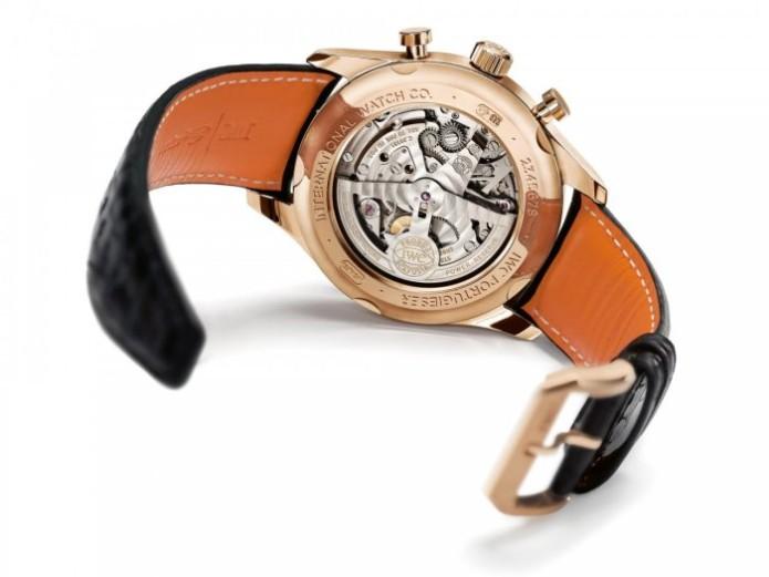 IWC Portuguese Chronograph Classic sat
