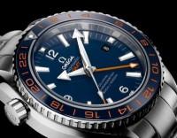 Omega Planet Ocean GMT sat