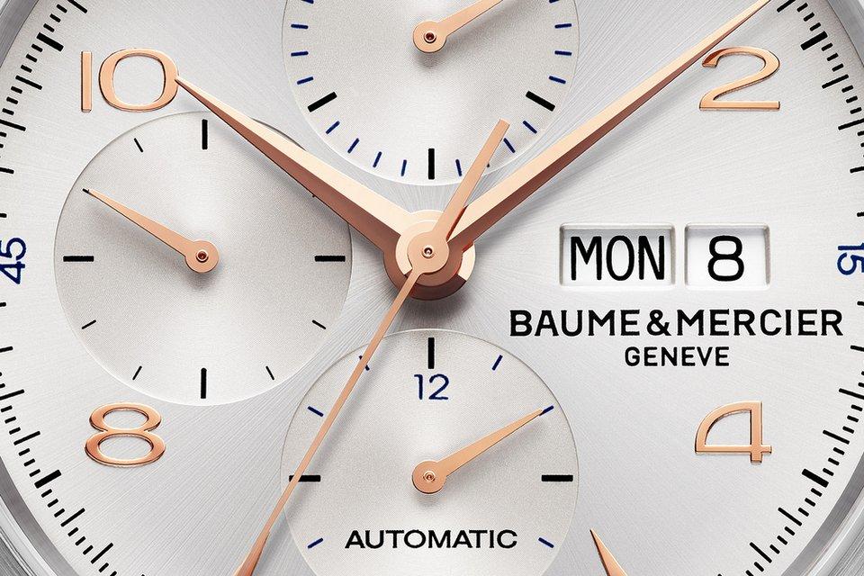 Baume & Mercier Clifton hronograf satovi