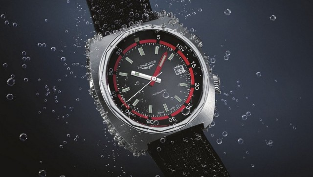 Longines Heritage Diver ronilački satovi