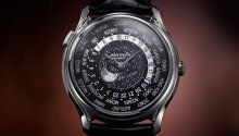 Patek Philippe World Time luksuzni sat