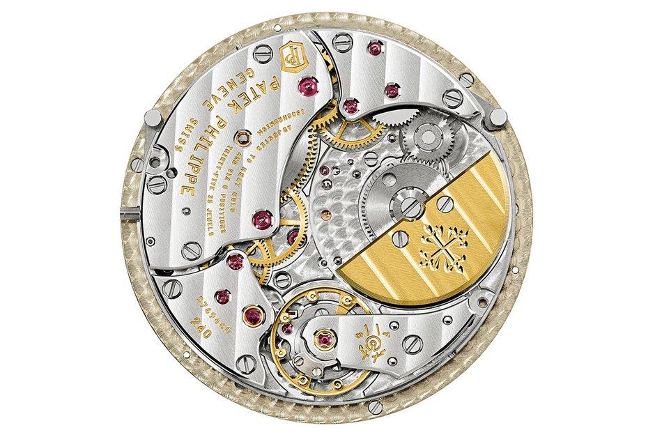 Patek Philippe World Time Moon 5575