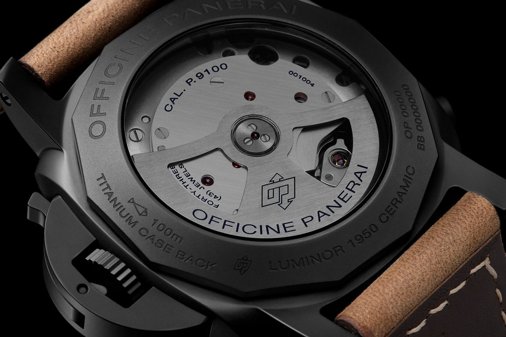 Panerai Luminor PAM580 flyback hronograf