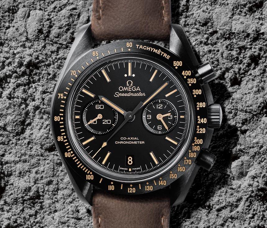 Omega Speedmaster satovi Vintage Black