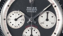 Paul Newman Rolex Daytona hronograf sat