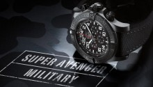 Breitling Super Avenger Military hronograf sat