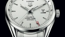 TAG Heuer Carrera Twin Time sat